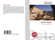 Bookcover of Bashir Nafeh