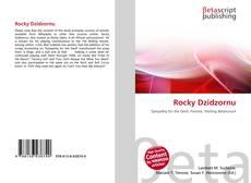Обложка Rocky Dzidzornu