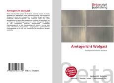 Amtsgericht Wolgast的封面