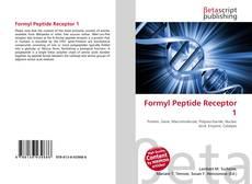 Bookcover of Formyl Peptide Receptor 1
