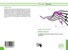 Bookcover of Ishita Arun
