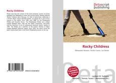 Обложка Rocky Childress