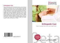 Orthopedic Cast的封面