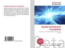 Portada del libro de Seattle Architecture Foundation