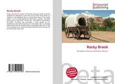 Обложка Rocky Brook