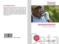 Capa do livro de Baseballhandschuh