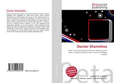 Copertina di Doctor Shameless