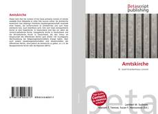 Bookcover of Amtskirche