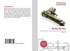 Обложка Rocky Barton