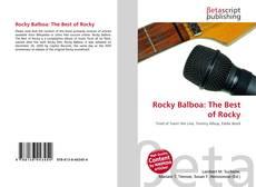 Обложка Rocky Balboa: The Best of Rocky