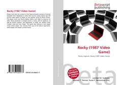 Обложка Rocky (1987 Video Game)