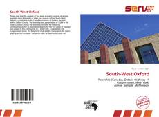 Bookcover of South-West Oxford