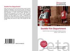 Portada del libro de Seattle Fire Department