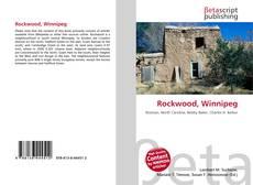 Bookcover of Rockwood, Winnipeg