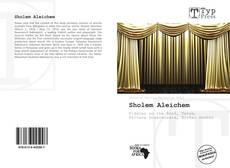 Sholem Aleichem kitap kapağı