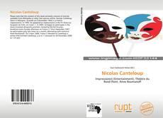 Portada del libro de Nicolas Canteloup