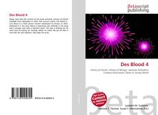 Bookcover of Des Blood 4