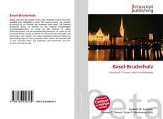 Buchcover von Basel-Bruderholz