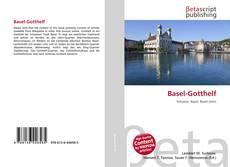 Bookcover of Basel-Gotthelf