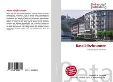 Buchcover von Basel-Hirzbrunnen