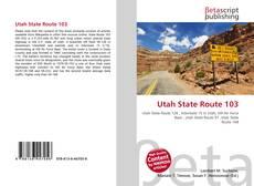 Couverture de Utah State Route 103