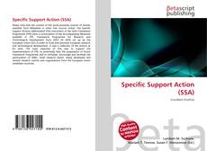 Bookcover of Specific Support Action (SSA)