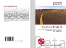 Couverture de Utah State Route 10