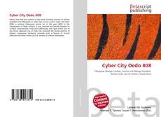 Cyber City Oedo 808 kitap kapağı