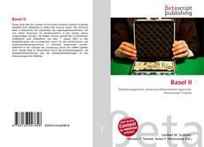 Bookcover of Basel II