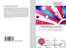 Cutie Honey a Go Go! kitap kapağı