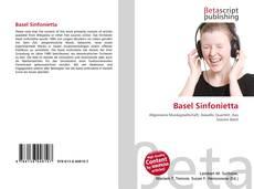 Buchcover von Basel Sinfonietta