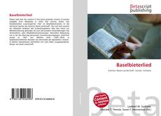 Buchcover von Baselbieterlied