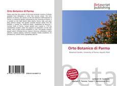 Buchcover von Orto Botanico di Parma