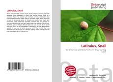 Couverture de Latirulus, Snail