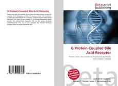 Обложка G Protein-Coupled Bile Acid Receptor