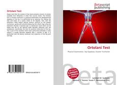 Ortolani Test的封面