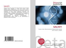 Bookcover of GAL3ST1