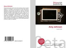 Bookcover of Amy Johnson