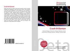 Обложка Crash B-Daman