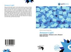 Bookcover of Amazon Light