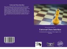 Buchcover von Universal Chess Interface