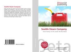 Portada del libro de Seattle Steam Company