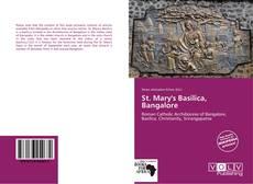 Portada del libro de St. Mary's Basilica, Bangalore