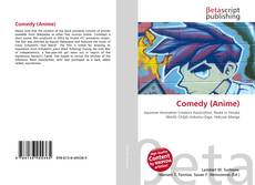 Bookcover of Comedy (Anime)