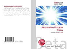 Portada del libro de Amusement Machine Show