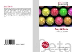 Bookcover of Amy Gilliam
