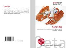 Borítókép a  Cancridae - hoz