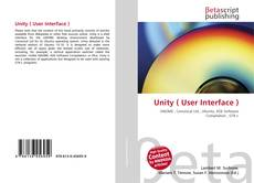 Copertina di Unity ( User Interface )