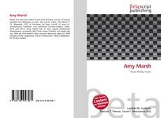 Couverture de Amy Marsh