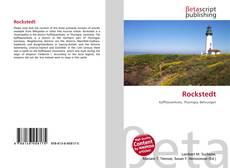 Обложка Rockstedt